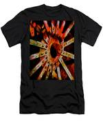 He Spoke Of Colours And Textures Men's T-Shirt (Athletic Fit)