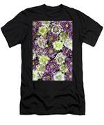 Hellebore Helleborus Sp Flowers Men's T-Shirt (Athletic Fit)