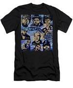 Hip Hop Is Dead #1 Men's T-Shirt (Athletic Fit)