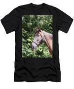 Horse At Mule Day In Benson Men's T-Shirt (Athletic Fit)