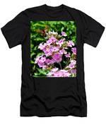 Hummingbird Moth Men's T-Shirt (Athletic Fit)