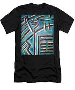 Increase - I Ching Men's T-Shirt (Athletic Fit)