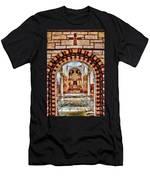 Inside St. Nicholas Chapel At A Greek Monastary In Florence Az Men's T-Shirt (Athletic Fit)