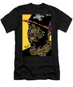 J Dilla Full Color Men's T-Shirt (Athletic Fit)