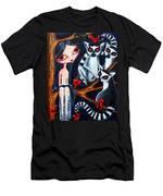 Jane And The Lemurs Men's T-Shirt (Athletic Fit)