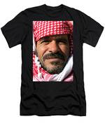 Jordanian Man Men's T-Shirt (Athletic Fit)