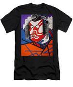 Kabuki Actor 2 Men's T-Shirt (Athletic Fit)