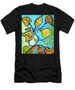 Leaves Of Hope Men's T-Shirt (Athletic Fit)