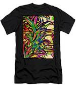 Leaves Of Imagination Men's T-Shirt (Athletic Fit)