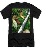 Lichen Recycling Men's T-Shirt (Athletic Fit)