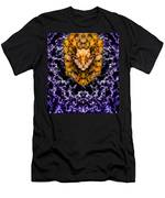 Lion's Roar Men's T-Shirt (Athletic Fit)