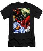 Lobster Men's T-Shirt (Athletic Fit)