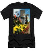 Lock 3   Men's T-Shirt (Athletic Fit)