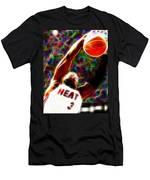 Magical Dwyane Wade Men's T-Shirt (Athletic Fit)