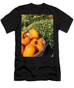 Mini Pumpkins Men's T-Shirt (Athletic Fit)