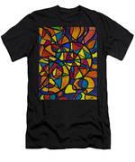 My Three Suns Men's T-Shirt (Athletic Fit)