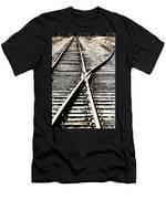 Old Siding Men's T-Shirt (Athletic Fit)