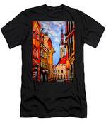 Old Tallinn Men's T-Shirt (Athletic Fit)