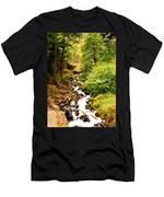 Oregon Hobbit House Men's T-Shirt (Athletic Fit)