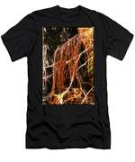 Pine Needles Men's T-Shirt (Athletic Fit)