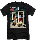 Please Can I Have A Treat Men's T-Shirt (Athletic Fit)