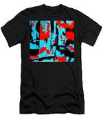 Polyptych   II Men's T-Shirt (Athletic Fit)