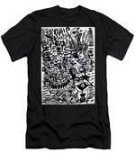 Rastafari Men's T-Shirt (Athletic Fit)