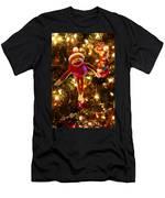 Sock Monkey Is In The Season Men's T-Shirt (Athletic Fit)