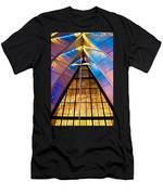 Spiritual Peace Men's T-Shirt (Athletic Fit)