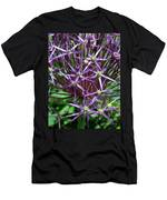 Star Flowers Men's T-Shirt (Athletic Fit)