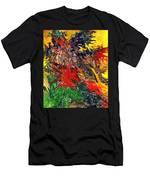 Summer Autumn Men's T-Shirt (Athletic Fit)