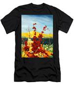 Summer Foliage Men's T-Shirt (Athletic Fit)