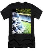 Summer Splash Men's T-Shirt (Athletic Fit)