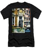 The Black Friar Pub In London Men's T-Shirt (Athletic Fit)