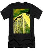 The Bridge To The Skies Men's T-Shirt (Athletic Fit)