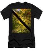 The Fall Split Men's T-Shirt (Athletic Fit)