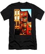 The Fire Escape Men's T-Shirt (Athletic Fit)