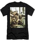 The Monument To Captain Richard Rundle Burges Men's T-Shirt (Athletic Fit)