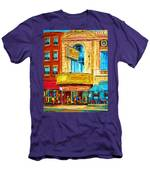 The Rialto Theatre Men's T-Shirt (Athletic Fit)