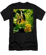 Thoas Swallowtail #1 Men's T-Shirt (Athletic Fit)