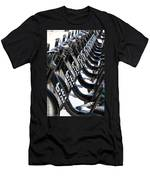 Toronto Public Bikes Men's T-Shirt (Athletic Fit)