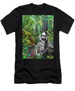 Toy In The Woods 3 Men's T-Shirt (Athletic Fit)