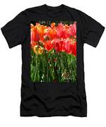 Tulip Uprising Men's T-Shirt (Athletic Fit)