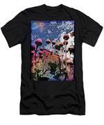 Urban Poppy Men's T-Shirt (Athletic Fit)