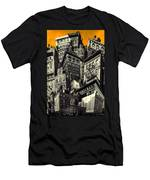 Walls And Towers Men's T-Shirt (Athletic Fit)