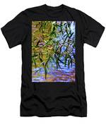 Willows At The Pond Men's T-Shirt (Athletic Fit)