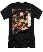 Window Boxes Greenwich Village Men's T-Shirt (Athletic Fit)