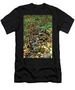 Wooded Creek Men's T-Shirt (Athletic Fit)