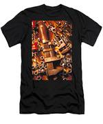 Wrench Tools And Nuts Men's T-Shirt (Athletic Fit)