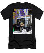# 7 Paris France Men's T-Shirt (Athletic Fit)